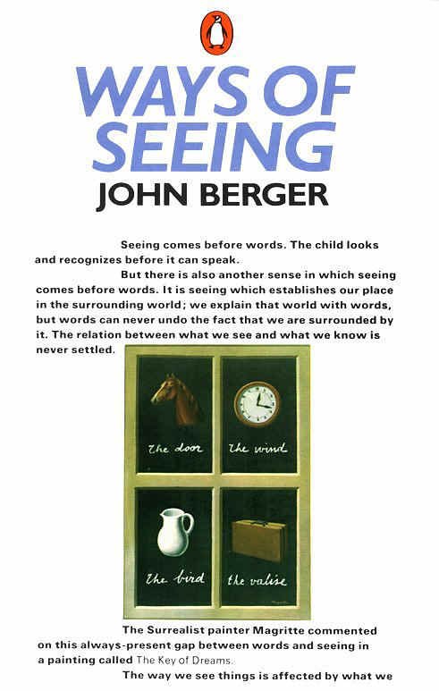 john bergers another way of telling essay