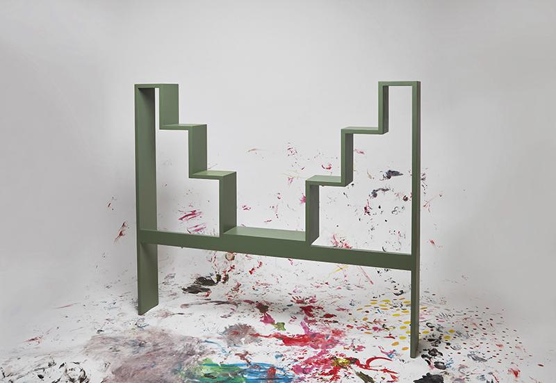 Larsson IKEA Shelf : Daniel Eatock